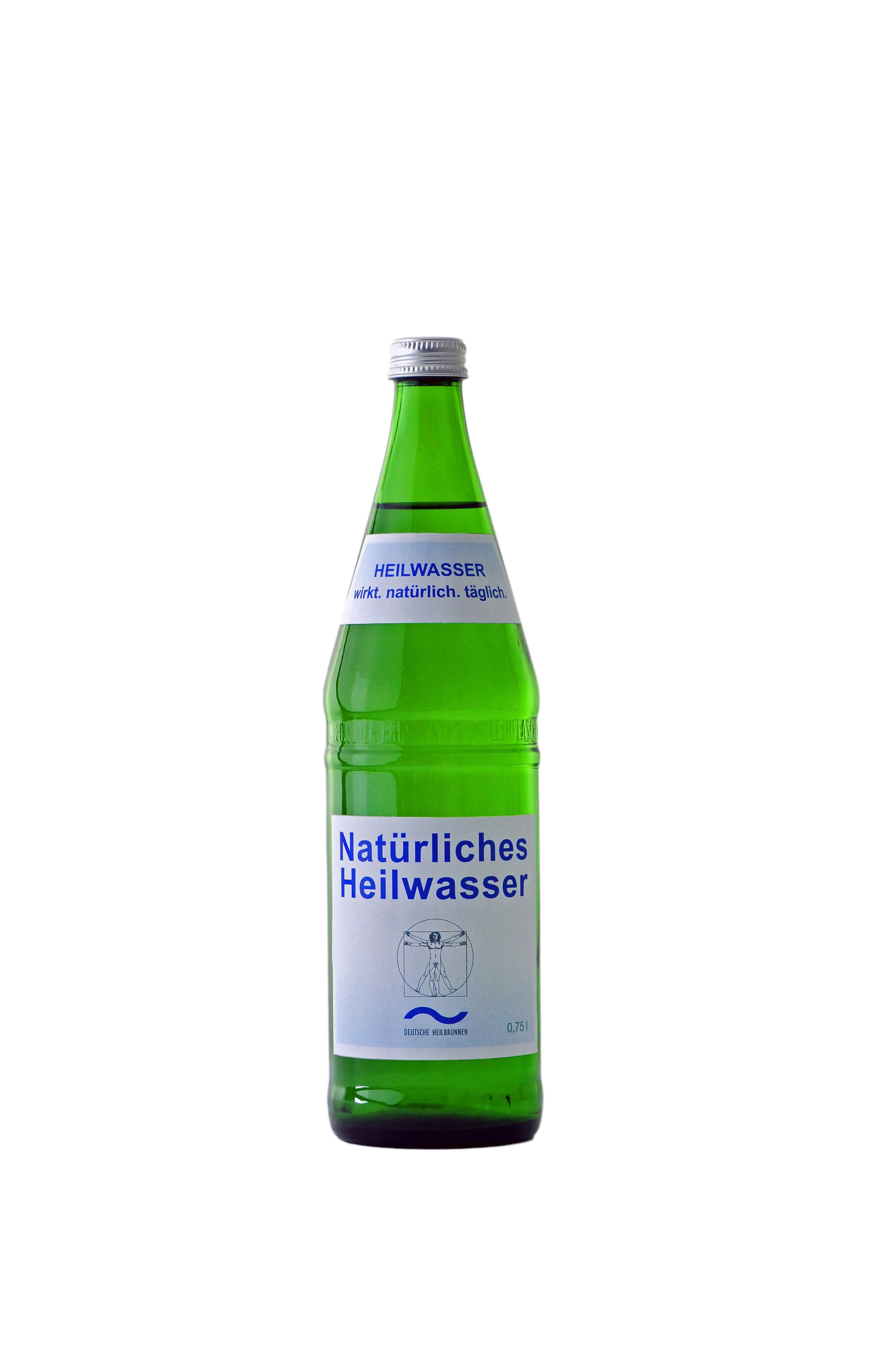 Heilwasserflasche Freisteller 2