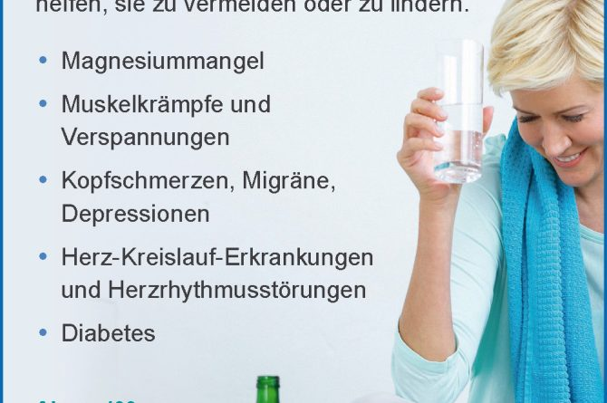 Wofür Magnesium gut ist