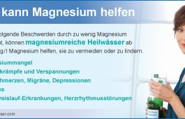 Hier kann Magnesium helfen