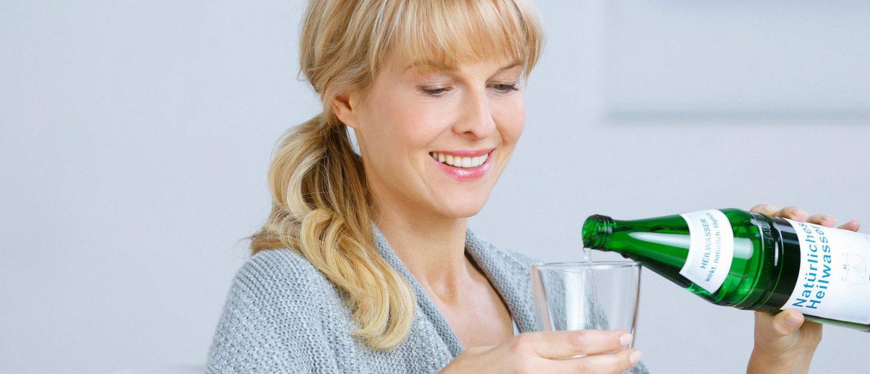 Anwendungen Heilwasser
