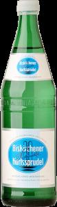 Biskirchener Karlssprudel Heilwasser Flasche