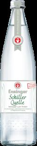 Ensinger Schiller Quelle Heilwasser Flasche
