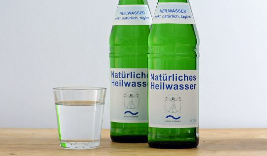 Forschung zu Heilwasser