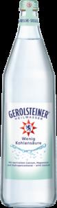 Gerolsteiner Heilwasser Flasche