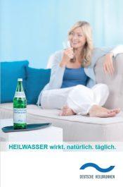 Heilwasser-Broschüre Cover