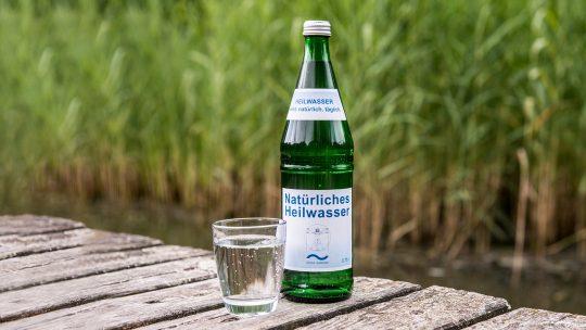 Heilwasser Entstehung
