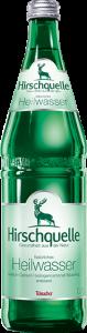 Hirschquelle Heilwasser Flasche