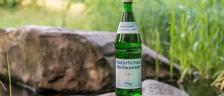 Inhaltsstoffe von Heilwasser