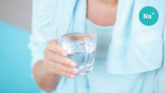 Natrium: Inhaltsstoff Heilwasser